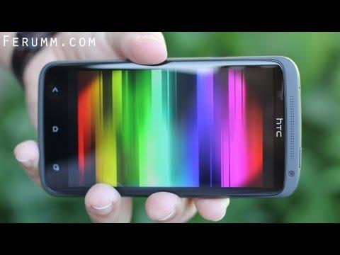 Подробный видеообзор HTC One X (S720e) от сайта Ferumm.com