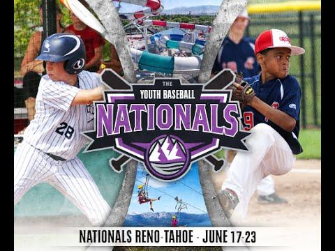 Baseball Nationals Reno-Lake Tahoe 2016