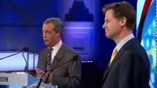 Fact - Nick Clegg lied to the British people in EU debate.