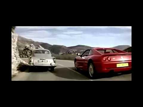 007: Золотой глаз (1995) «007: GoldenEye» - Трейлер (Trailer)