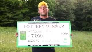 Pennsylvania Lottery Winner Venango County
