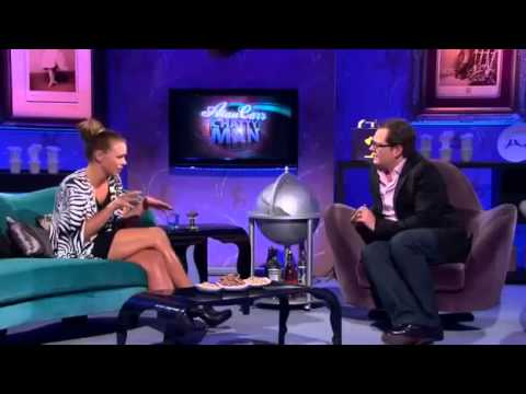 Billie Piper on 'Alan Carr'.