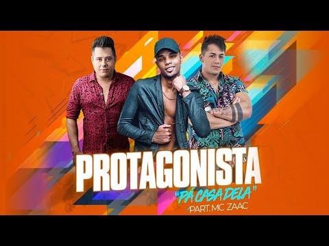 HUGO E TIAGO   PROTAGONISTA - (Clipe Oficial)
