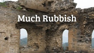 Much Rubbish - Sun PM 10/11/20 - Pastor Bob Gray II