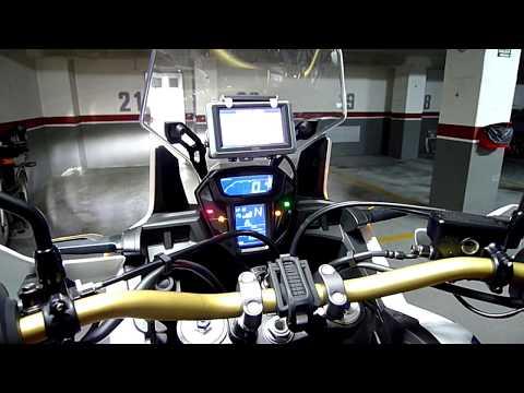 COMO MONTAR GPS TOURATECH EN HONDA AFRICA TWIN CRF 1000 / BRICOS PARA MOTOS #2 / MI VIDA EN MOTO