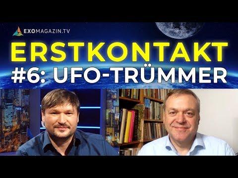 US-Armee untersucht UFO-Trümmer | Erstkontakt #6