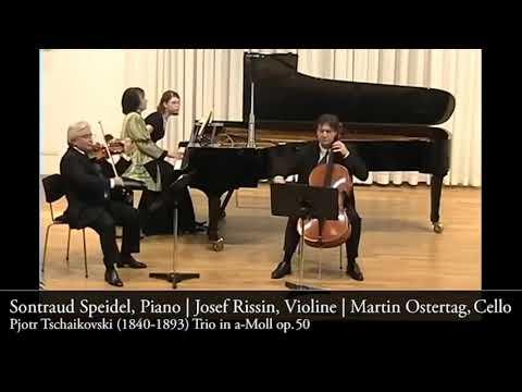 P. I. Tchaikovsky - Trio a-Moll op. 50