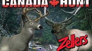 Review - Canada Hunt (Wii)