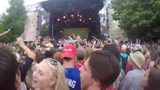 Snakehips All My Friends Live Osheaga