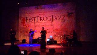Glass Mind - Live in Fest Prog Jazz (18-07-15)