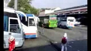 Larkin Bus Terminal,Johor.