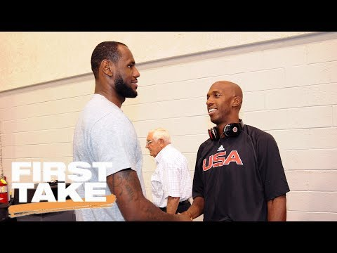 Should Chauncey Billups Join The Cavaliers? | First Take | June 22, 2017