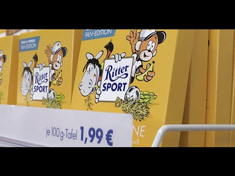 äffle Und Pferdle Sind Jetzt Auch Schokoladen Stars Youtube