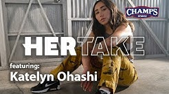 Gymnast Katelyn Ohashi Trusts in Her Process of Self-Love | Her Take | Champs Sports