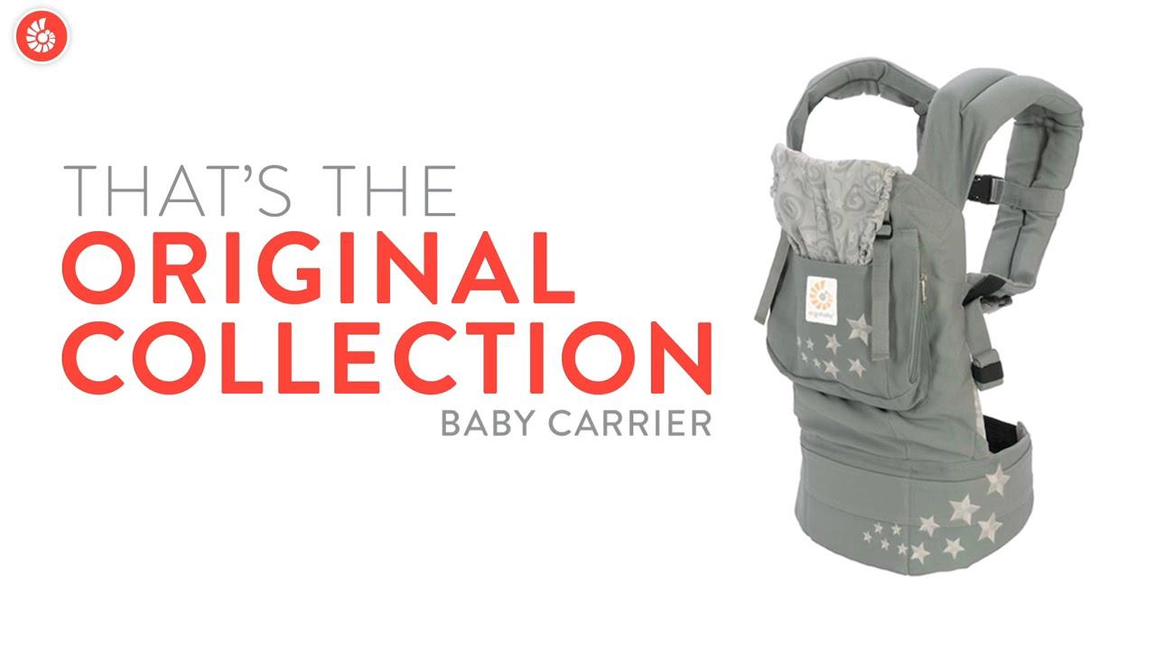 ergo baby carrier video