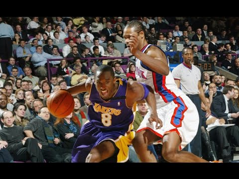 Kobe Bryant's Memorable Reverse Jam at MSG!