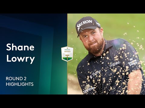 Shane Lowry keeps Ryder Cup hopes alive | Day 2 Highlights | 2021 BMW PGA Championship
