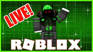 Playing Roblox and chatting with the subscribers!