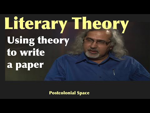 using-literary-theory-to-write-a-paper