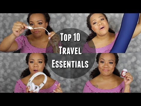 Products You NEED For Travel | Top 10 Travel Essentials