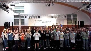 TEN SING Ostwerk Seminar 2011 Gruß an Bene!!!