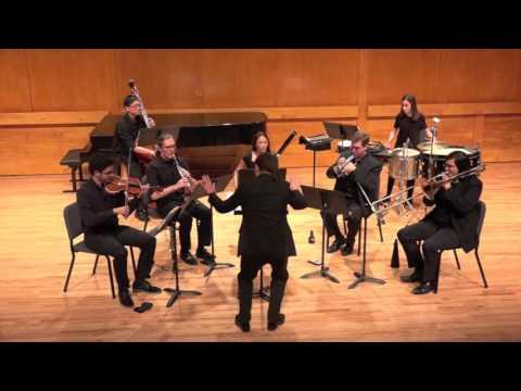 L'Histoire du Soldat (Stravinsky) -Contemporary Chamber Players, Stony Brook University