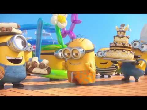 Minions Mini Movie 2017 - Despicable me 2 all Funny Animation