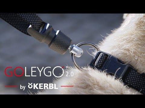 Goleygo 2.0 by Kerbl / Führleine Hund