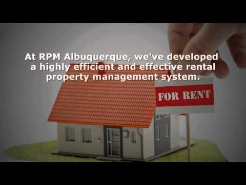 RPM Albuquerque - Professional Property Management Company (505) 888-8941