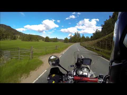 Braemar to Balmoral Castle