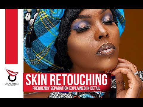 THE REAL FREQUENCY SEPARATION: SKIN RETOUCHING TECHNIQUE-  Secret Revealed! 2020