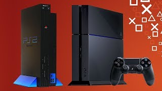 Playstation 4 vai ser maior que o PLAYSTATION 2?