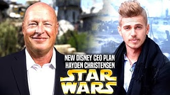 New Disney CEO Plan To Bring Back Hayden Christensen! (Star Wars Explained)