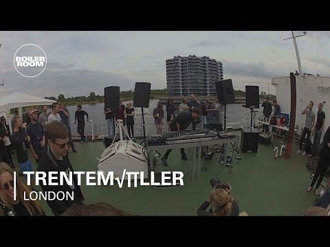 Trentemøller Boiler Room DJ Set at STRØM