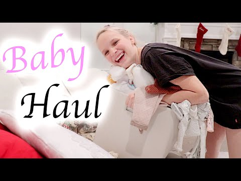 Baby Girl's First Haul | Clothing