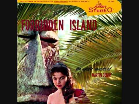 Martin Denny - Forbidden Island (1958)  Full vinyl LP