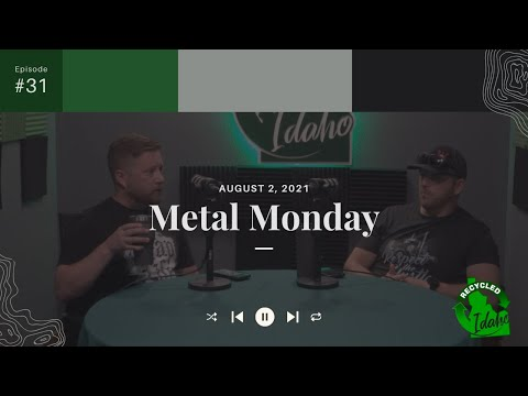 Metal Monday Episode #31 With Nick and Brett, August 2, 2021