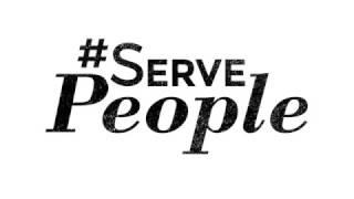 #Serve People