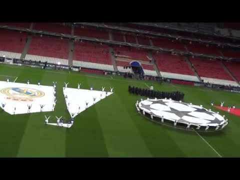 UEFA Champions League Final 2014 Opening Ceremony - Lisbon (Day before the show)