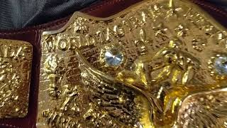 Classic NWA World Tag Team Championship Belts review