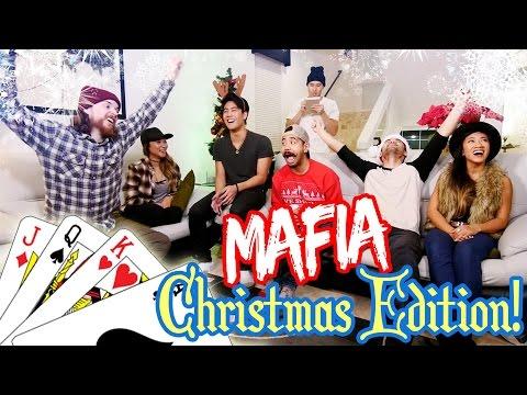 Playing Mafia! (Christmas Edition)