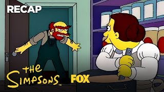 The 100th Episode! | Season 28 | THE SIMPSONS(A look back at the 100th episode of THE SIMPSONS. Subscribe now for more The Simpsons clips: http://fox.tv/SubscribeAnimationDomination Watch more ..., 2016-10-14T01:39:00.000Z)
