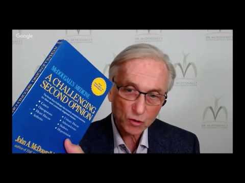 Dr. John McDougall Discusses Urinary Disease, Webinar 12/22/16