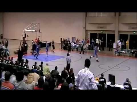 Markus Austin  Basketball Highlights