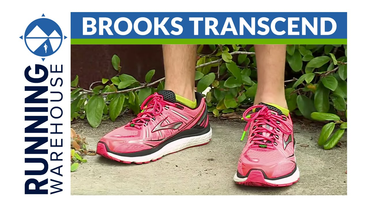 0a8e1f6d6dc Brooks Transcend Shoe Review - YouTube