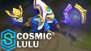 Cosmic Enchantress Lulu Skin Spotlight - Pre-Release - League of Legends