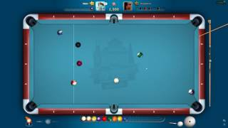 [Y8 Hot Game] Pool Live Pro Multiplayer (Play with My Friend on World) -  My Gameplay Video P12