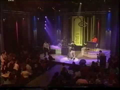 Inspiral Carpets - Dragging Me Down (Granada TV - What's New)