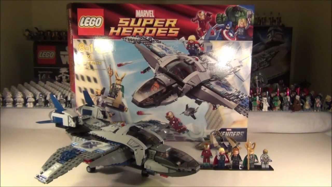 Lego Marvel Black Widow