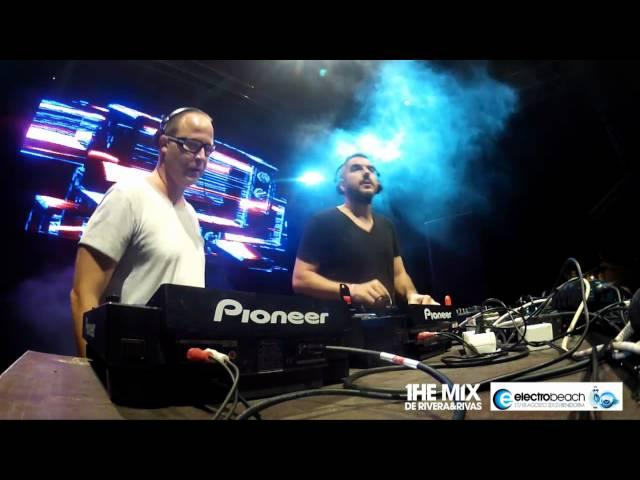 Ismael Rivas & Oscar de Rivera @ Electrobeach 17/08/2012 ( Benidorm ) Spain